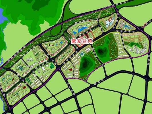 台山市广海镇255套商品房项目